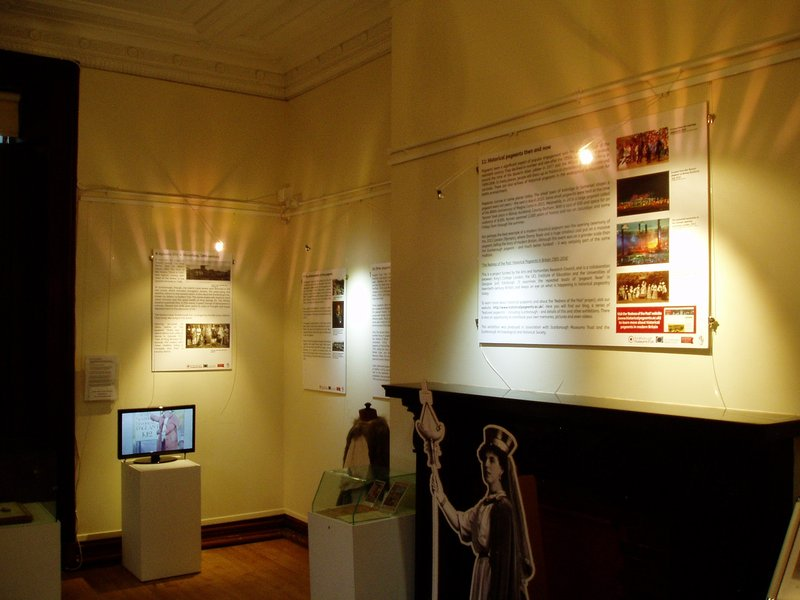 General view of exhibition
