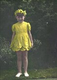 child performer in the prologue of the 1951 Carlisle pageant