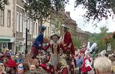 Carlisle Pageant Parade 2015