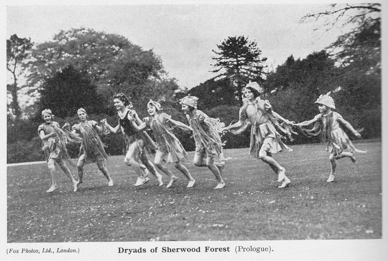 Druids of Sherwood Forest
