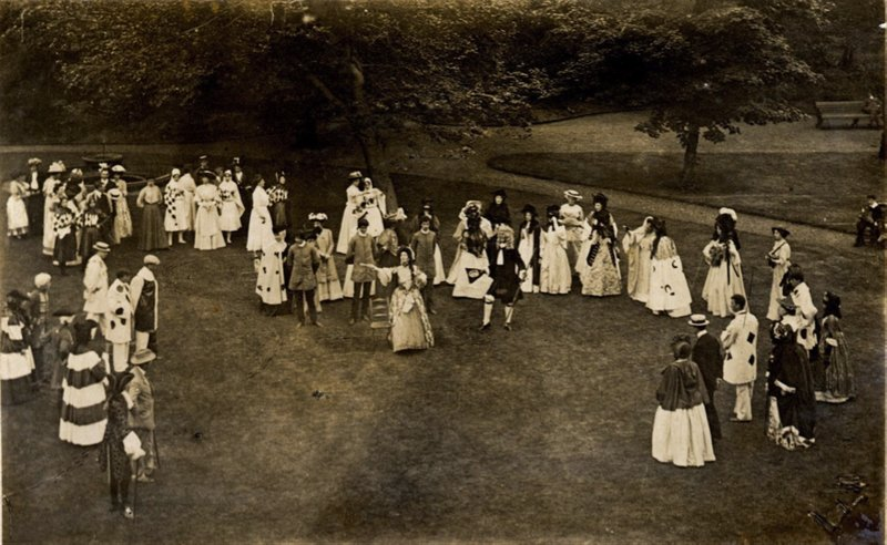 Episode X: Royal Fete at Ranelagh Gardens in 1749